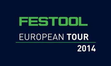 Festool European Tour 2014