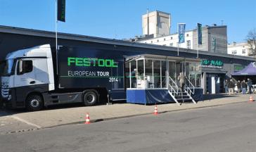 Festool European Tour 2014 [zdjęcia]